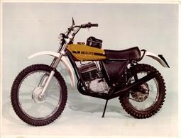 Ancillotti Scarab C125  +-24cm X 17cm  Moto MOTOCROSS MOTORCYCLE Douglas J Jackson Archive Of Motorcycles - Foto's