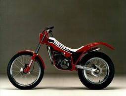 Beta TR34 +-24cm X 17cm  Moto MOTOCROSS MOTORCYCLE Douglas J Jackson Archive Of Motorcycles - Foto's