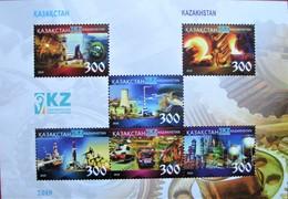 Kazakhstan  2019   Hearvy Industry In Kazakhstan   S/S    MNH - Kazakhstan