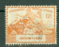 British Guiana: 1949   U.P.U.   SG326    12c    Used - Guyane Britannique (...-1966)