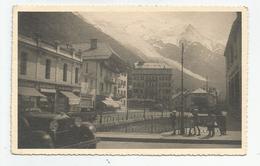Photographie 74 Haute Savoie Chamonix Boucherie , Electricité..format Carte Photo - Places