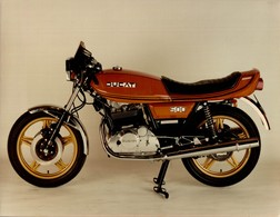 Ducati500 +-24cm X 17cm  Moto MOTOCROSS MOTORCYCLE Douglas J Jackson Archive Of Motorcycles - Foto's
