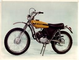 Ancillotti Scarab 50cc +-24cm X 17cm  Moto MOTOCROSS MOTORCYCLE Douglas J Jackson Archive Of Motorcycles - Foto's