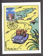 Carte Maximum - Chlorophylle - Raymond Macherot - Timbre N° 2663 - 1996 - Maximum Cards