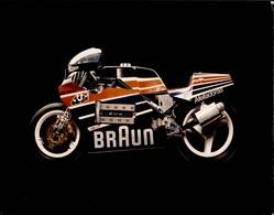 BMW  +-24cm X 17cm  Moto MOTOCROSS MOTORCYCLE Douglas J Jackson Archive Of Motorcycles - Foto's