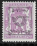 België Typo Nr. 569 Postfris - Typo Precancels 1936-51 (Small Seal Of The State)