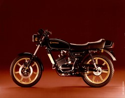Laverda125  +-24cm X 17cm  Moto MOTOCROSS MOTORCYCLE Douglas J Jackson Archive Of Motorcycles - Foto's
