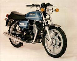 Morini250  +-24cm X 17cm  Moto MOTOCROSS MOTORCYCLE Douglas J Jackson Archive Of Motorcycles - Foto's