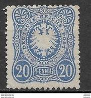 Deutsches Reich 1875 Without Gum - Deutschland