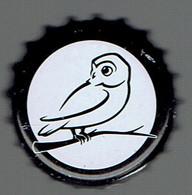 Oiseau Sur Capsule De Bière Terre Sauvage De Bivouak (Brasserie Des Tilleuls, 26110 Sainte Jalle) - Bière