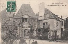 24 - MAREUIL SUR BELLE - Château De Bellevue (Côté Sud) - France
