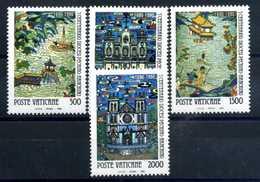 1990 VATICANO SET MNH ** - Vatican