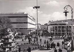 FIERA DI MILANO - VIALE DEL COMMERCIO - NUOVO PADIGLIONE 33 OTTICA FOTO/CINE - PADIGLIONE ERIDANIA ZUCCHERIFICIO - 1954 - Milano