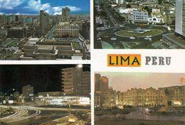 1 AK Peru * Ansichten Der Hauptstadt Lima * - Peru