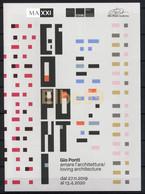 Gio Ponti, Amare L'architettura Guida Allla Mostra, Roma, MAXXI, 2019-2020 - Altri