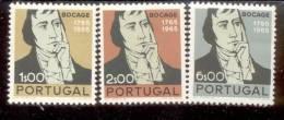 1023 - 25 Barosa Du Bocage ** MNH Postfrisch - Ongebruikt