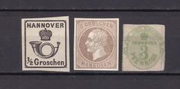 Hannover - Neudrucke - Ungebr. - Hanovre