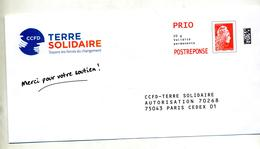 Pap Reponse Yseulyz Terre Solidaire - Prêts-à-poster:reply