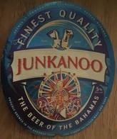 BAHAMAS : KALIK Beer JUNKANOO 2019 Set 7 Fromf 8 Labels (+top And Back Label) SAXONS Missing !! - Beer