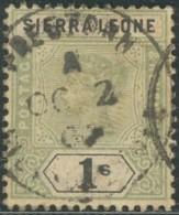Sierra Leone / Sierra Leone - N° 40 (YT) Oblitéré De Freetown. - Sierra Leone (...-1960)