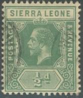 Sierra Leone / Sierra Leone - N° 89 (YT) Oblitéré. - Sierra Leone (...-1960)