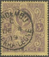 Sierra Leone / Sierra Leone - N° 100 (YT) Oblitéré De Pendembu. - Sierra Leone (...-1960)