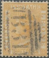 Sierra Leone / Sierra Leone - N° 251 (YT) Oblitéré B31 De Freetown. - Sierra Leone (...-1960)