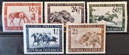 AUSTRIA 1946 - MNH - ANK 783-797 - Complete Set! - 1945-60 Neufs
