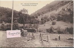 Route VAUFREY Exploitation De Sapins - Non Classés
