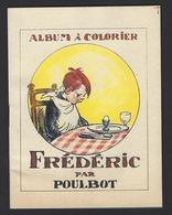 Album POULBOT Ancien - Poulbot, F.