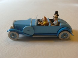 Tintin Voiture Les Cigares Du Pharaon - Sonstige
