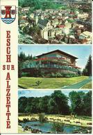 Esch - Sur - Alzette -- Multivues.     ( 2 Scans ) - Esch-Alzette