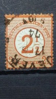 Deutsche Reich Brustschild Mi-Nr. 29 Gestempelt - Deutschland