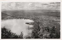 ANNECY ( 74 ) - Vue Générale Et Le Lac . - Annecy