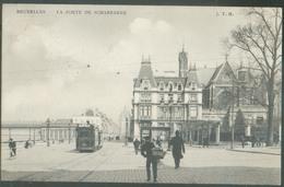 CP.Bruxelles-BRUXELLES (ex-Collection DELOOSE) - Bruxelles La Porte De Schaerbeek + TRAM 3 - 14997 - Schaerbeek - Schaarbeek