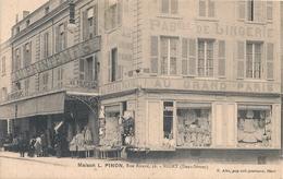 Cpa 79 Niort Maison L PINON Rue Ricard - Niort