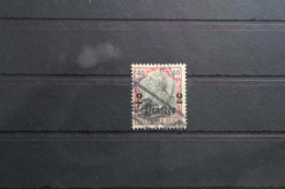 Deutsche Auslandspostämter Dt. Post Türkei 29 Gestempelt #TP098 - Deutsche Post In Der Türkei