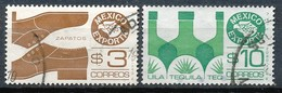 MEXIQUE - Mexico Exporta - Oblitere - Mexico