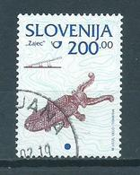 1998 Slovenia 200.00 Definitive Used/gebruikt/oblitere - Slovénie