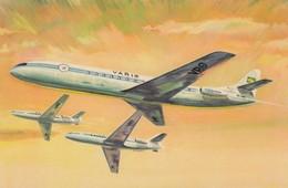 VARIG Airlines Jet Airplanes , 50-60s - 1946-....: Ere Moderne