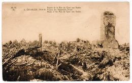Diksmuide, Dixmude 1914-18, Ruines Der Milgendyk Straat (pk67006) - Diksmuide