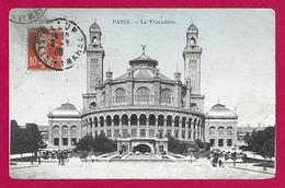 CPA Paris - Le Trocadéro - Francia