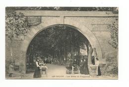 Salon - Les Allées De Crapponne - L'Arceau - Animée - Poussette - PUB L. CARTOUX - - Salon De Provence