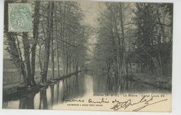 BIEVRES - LA BIEVRE - Canal Louis XV - Bievres