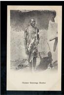 MALI SOUDAN Chasseur Gourounga (Soudan) Ca 1905 Old Postcard - Mali