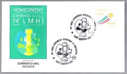 74 LMHI CONGRESO MUNDIAL DE HOMEOPATIA - HOMEOPATHY. Sorrento, Napoli, 2019 - Medizin
