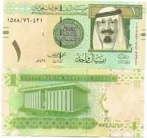 Saudi Arabia - 1 Riyal 2016 UNC Lemberg-Zp - Arabie Saoudite