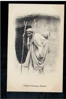 MALI SOUDAN Vieillard Bousanga (Soudan) Ca 1905 Old Postcard - Mali