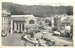 Belgique - Spa - Le Carrefour  - Au Pied Du Moulin - Spa