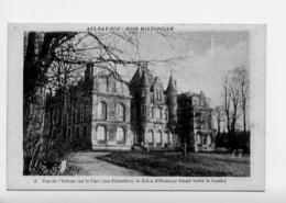 93*AULNAY SOUS BOIS-Vue Du Château Sur Le Parc - Aulnay Sous Bois